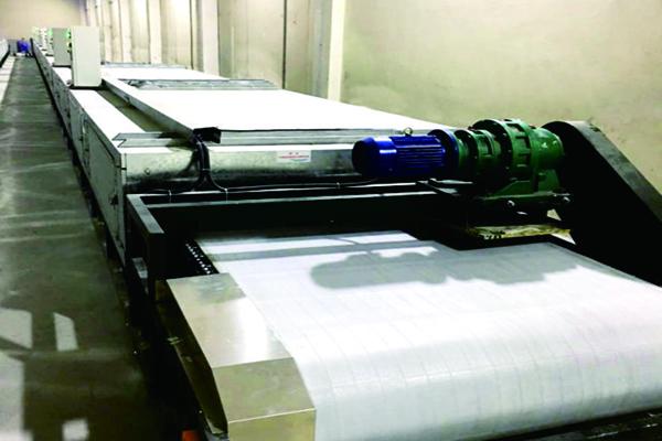 湖北鄂州软瓷生产线