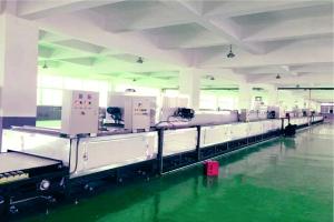 重庆软瓷生产线