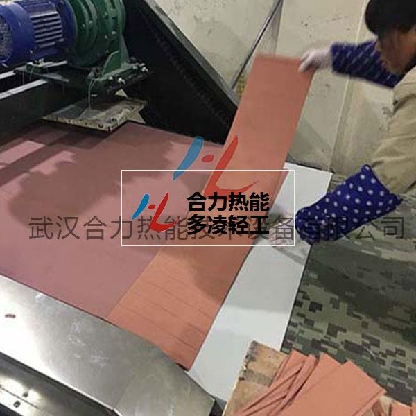 软瓷砖生产线