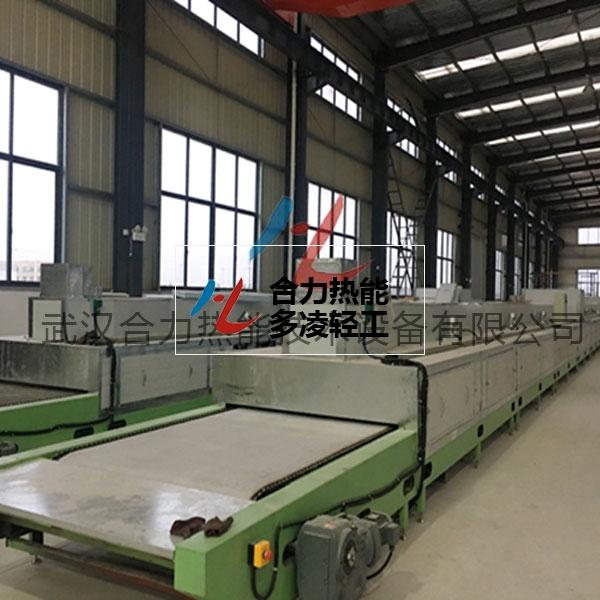 软瓷生产线