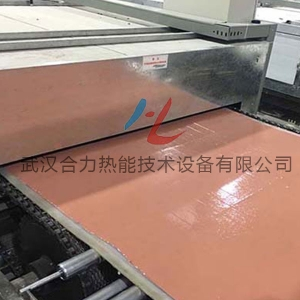 软瓷生产线-原料铺设3