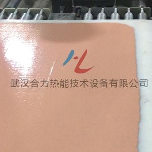 软瓷生产线-原料铺设2