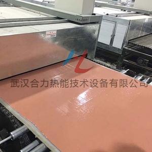 软瓷生产线-原料铺设1