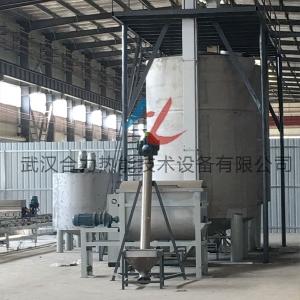 广州用户-干粉混合安装